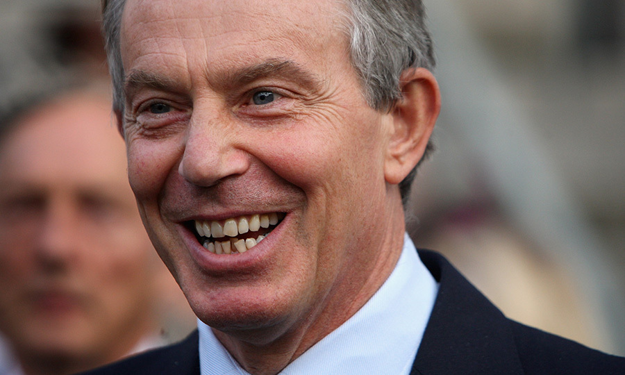 <h2>Tony Blair</h2>