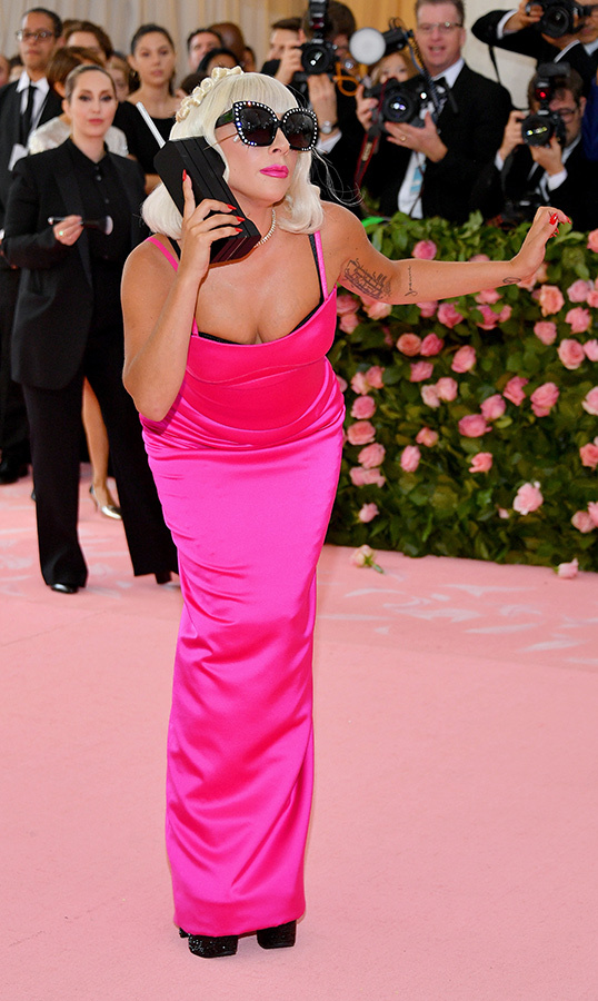 "<a href=""https://ca.hellomagazine.com/tags/0/lady-gaga""><strong>Lady Gaga</strong></a> in Brandon Maxwell