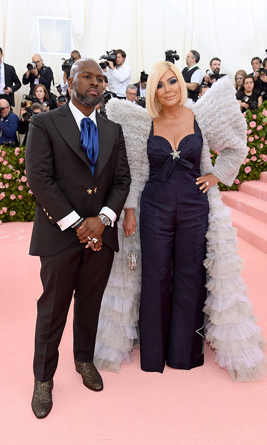 "<strong>Corey Gamble</strong> and <a href=""https://ca.hellomagazine.com/tags/0/kris-jenner""><strong>Kris Jenner</strong></a>