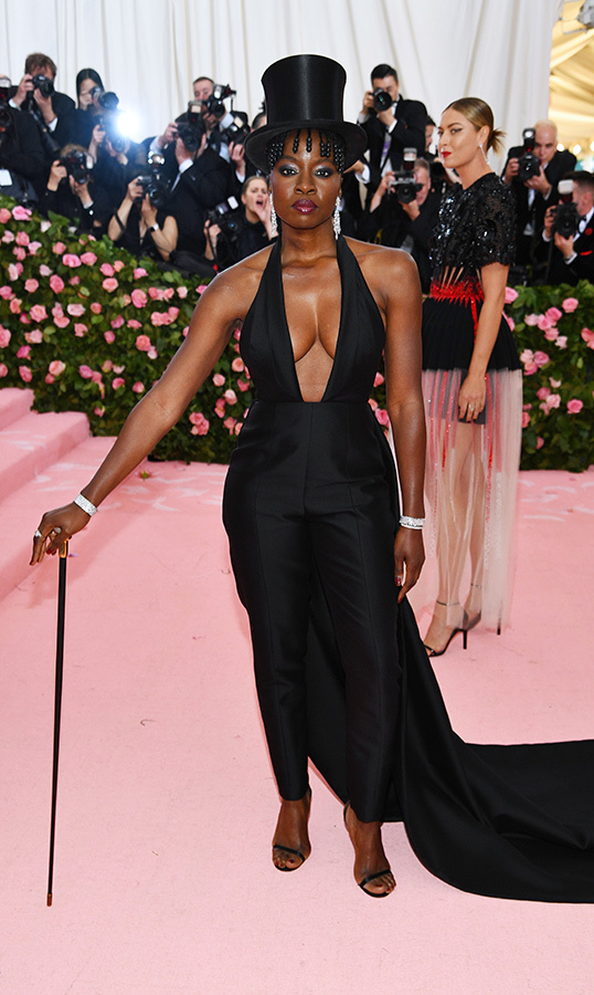<strong>Danai Gurira</strong> in Gabriela Hearst