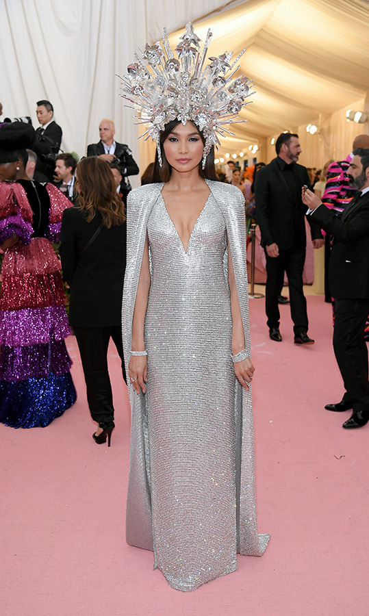 "<a href=""https://ca.hellomagazine.com/tags/0/gemma-chan""><strong>Gemma Chan</strong></a> in Tom Ford