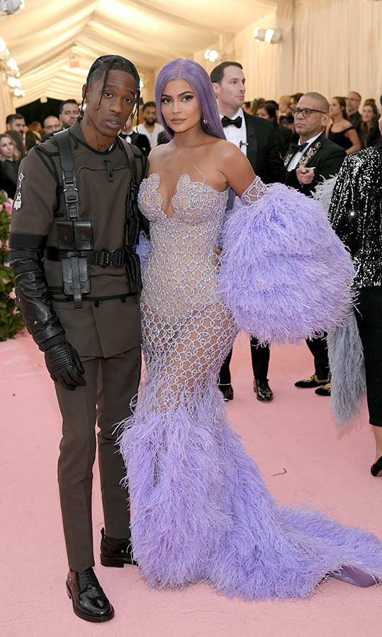 "<strong>Travis Scott</strong> and <a href=""https://ca.hellomagazine.com/tags/0/kylie-jenner""><strong>Kylie Jenner</strong></a>