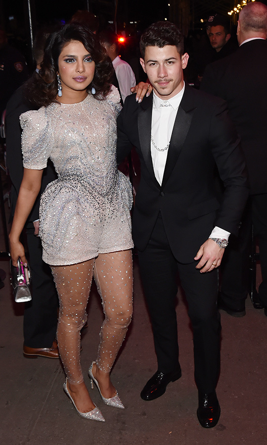"<a href=""/tags/0/priyanka-chopra""><strong>Priyanka Chopra</strong></a> and <a href=""/tags/0/nick-jonas""><strong>Nick Jonas</strong></a>