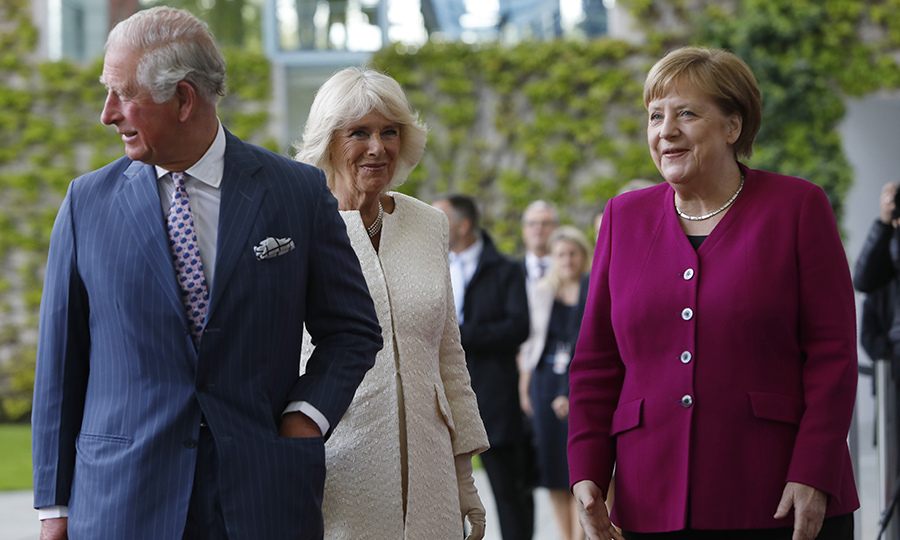Charles and Camilla last visited Germany in 2014 to commemorate the 70th anniversary of D-Day alongside then-Prime Minister of Canada <strong>Stephen Harper</strong>.