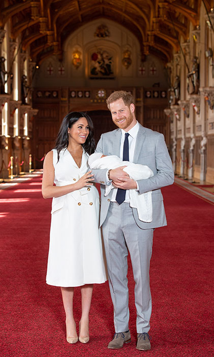 "Duchess Meghan gazed lovingly at her husband, <a href=""tags/0/prince-harry""><strong>Prince Harry</a></strong>.