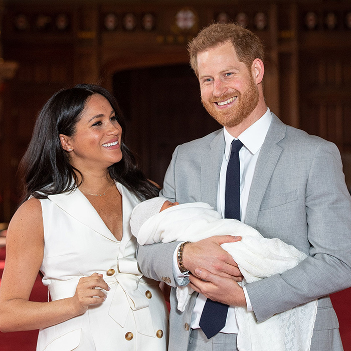 Of course, Meghan and Harry's winning personalities were on display.