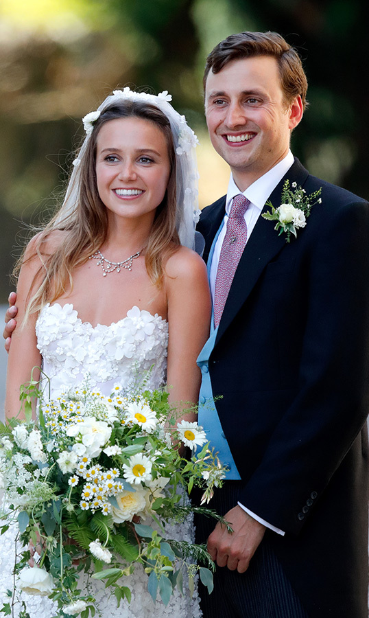 <h2>Charlie Van Straubenzee and Daisy Jenks</h2>