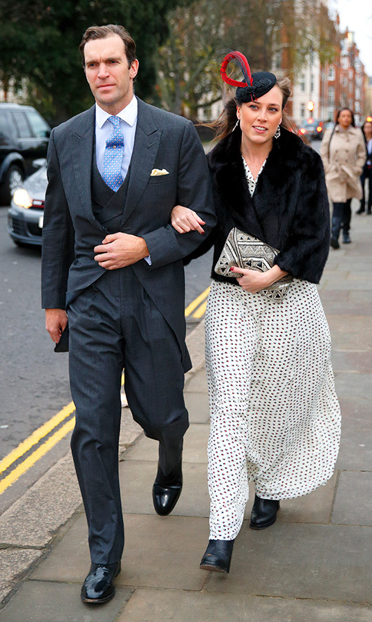 <h2>Nicholas and Alice Van Cutsem</h2>