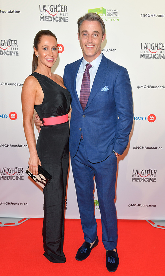 <h2>Jessica and Ben Mulroney</h2>