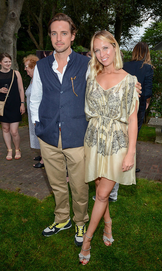 <h2>Misha Nonoo and Alexander Gilkes</h2>
