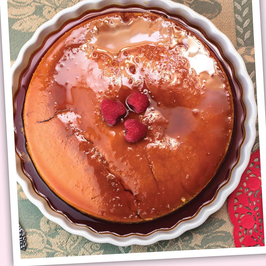 <h2>Leche flan</h2>