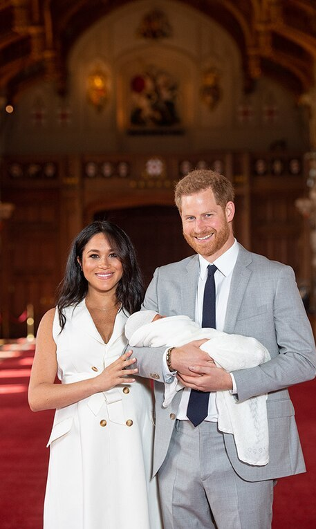 <h2>Duchess Meghan and Prince Harry</h2>