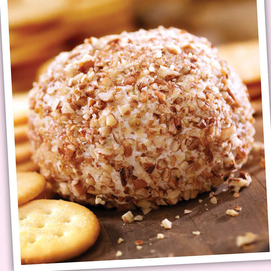 <h2>Salmon cream cheese ball</h2>