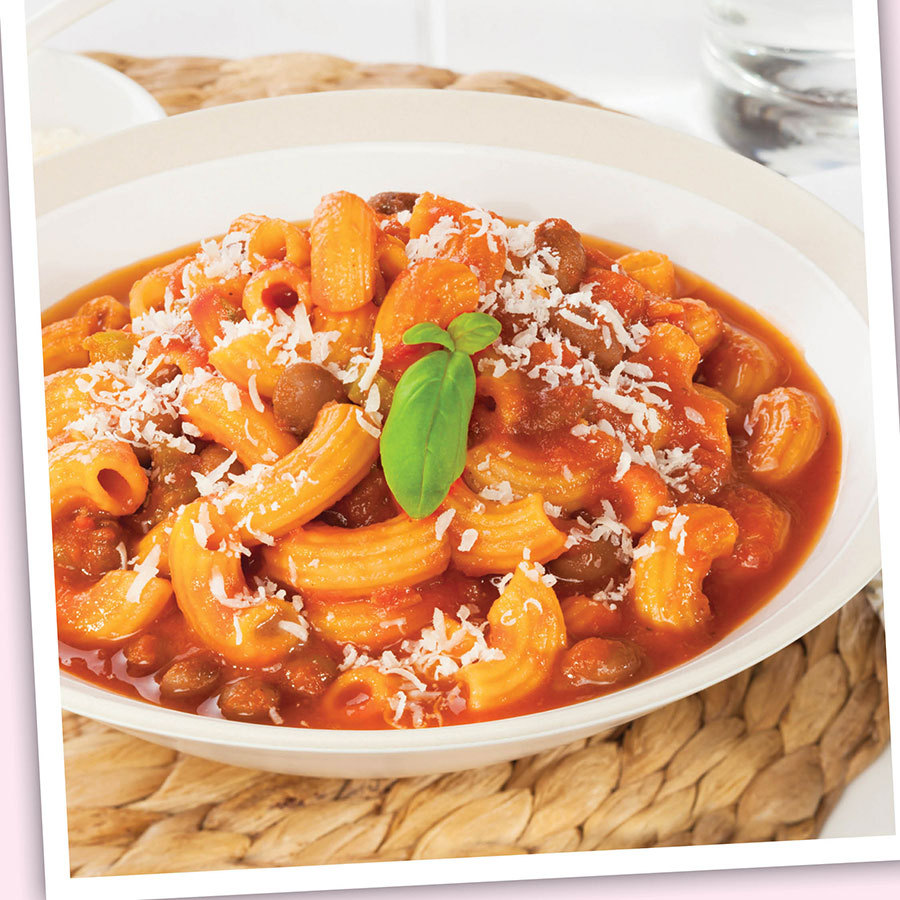 <h2>Pasta e fagioli</h2>