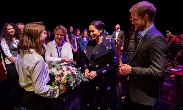 "Just days after <a href=""/tags/0/prince-harry""><strong>Prince Harry</a></strong> and <a href=""/tags/0/meghan-markle""><strong>Meghan</a></strong> welcomed their first child, <a href=""/tags/0/archie-harrison""><strong>Archie Harrison</a></strong>, they supported a cause close to their hearts. 