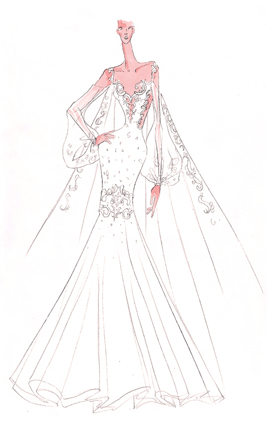 <h2>Ines Di Santo's design</h2>