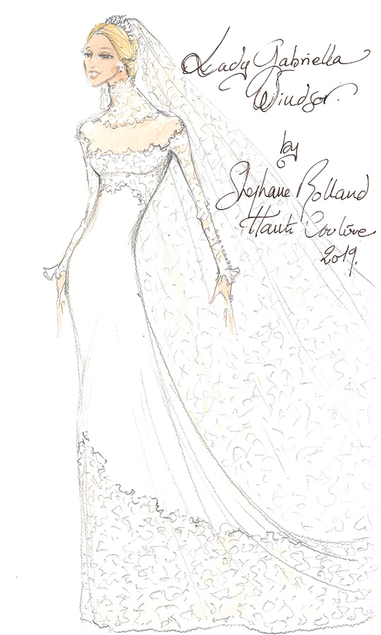 <h2>Stéphane Rolland's design</h2>
