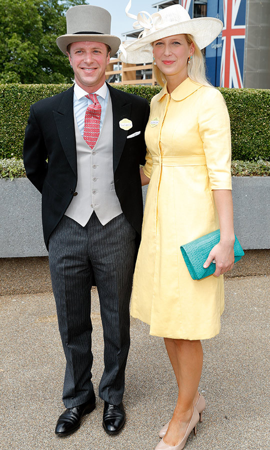 "On Saturday (May 18), <a href=""/tags/0/lady-gabriella-windsor""><strong>Lady Gabriella Windsor</a></strong> will say ""I do"" to her fiancé, <strong><a href=""/tags/0/tom-kingston"">Tom Kingston</a></strong>. 