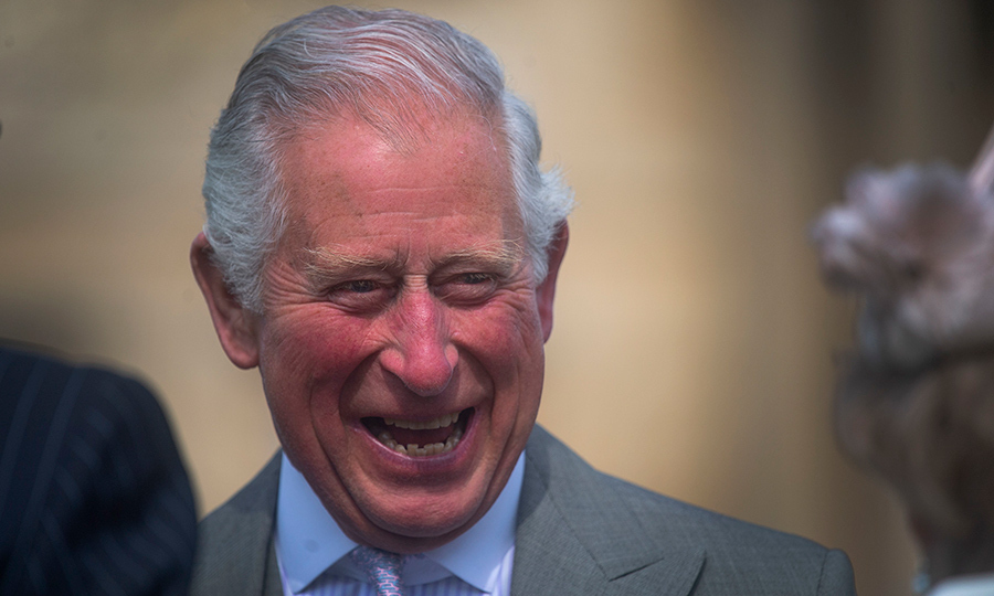 "The Prince of Wales always looks his happiest self, but perhaps on this day especially so given the recent arrival of his newest grandson, <a href=""/tags/0/archie-harrison""><strong>Archie Harrison</strong></a>!