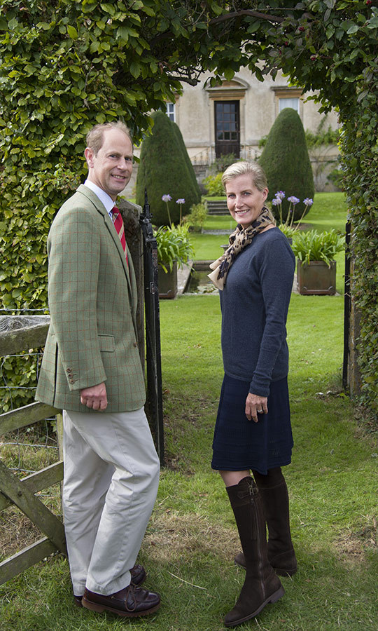 <h2>Prince Edward, Earl of Wessex and Sophie, Countess of Wessex</h2>