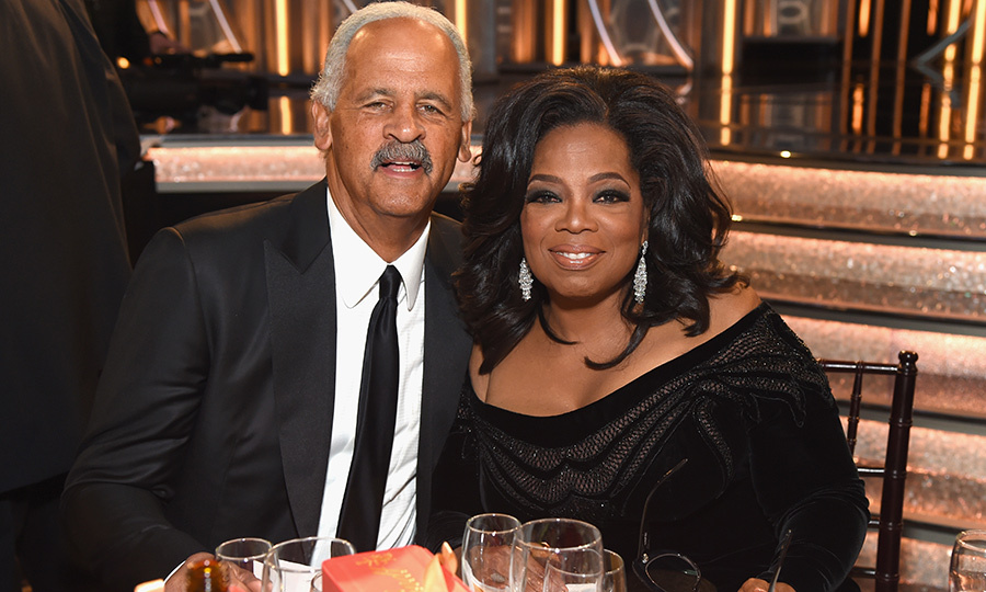 <h2>Stedman Graham and Oprah Winfrey</h2>