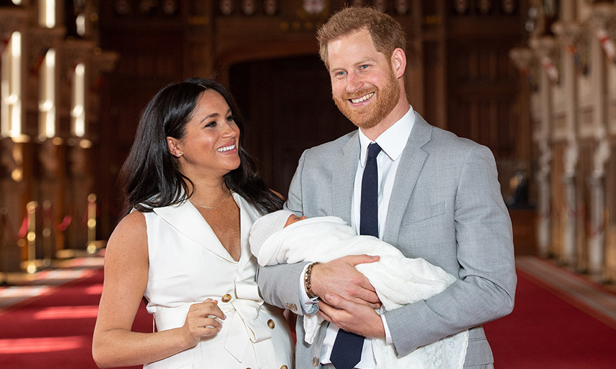 'It's a total fresh start': Prince Harry and Meghan's Frogmore Cottage home is perfect for the new family of three