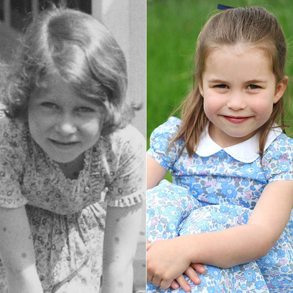 Royal Lookalikes All The Family S Stunning Mini Mes From