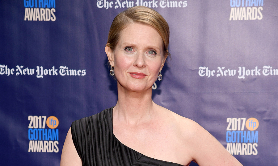 <h2>Cynthia Nixon</h2>