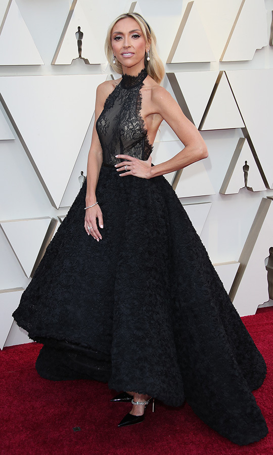 <H2>Giuliana Rancic</h2>