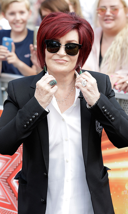 <h2>Sharon Osbourne</h2>