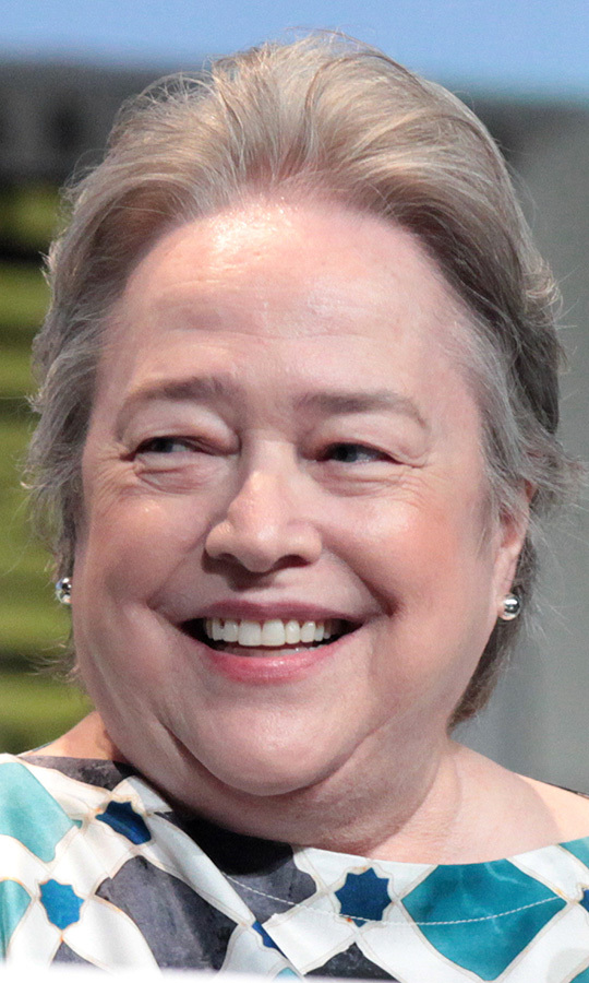 <h2>Kathy Bates</h2>