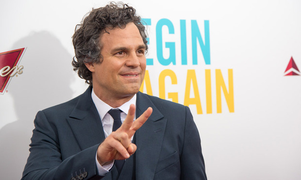 <h2>Mark Ruffalo</h2>