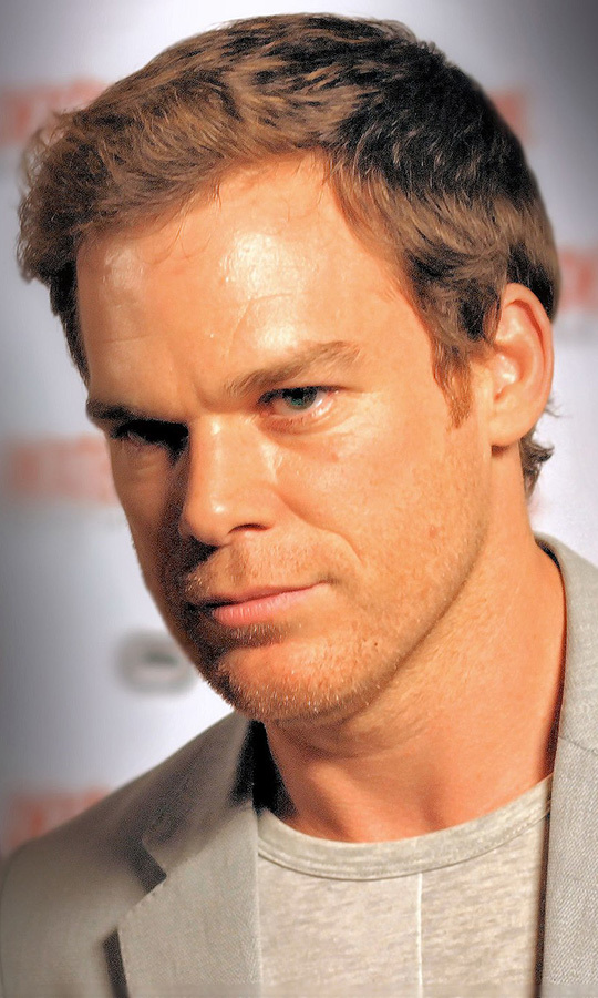 <h2>Michael C. Hall</h2>