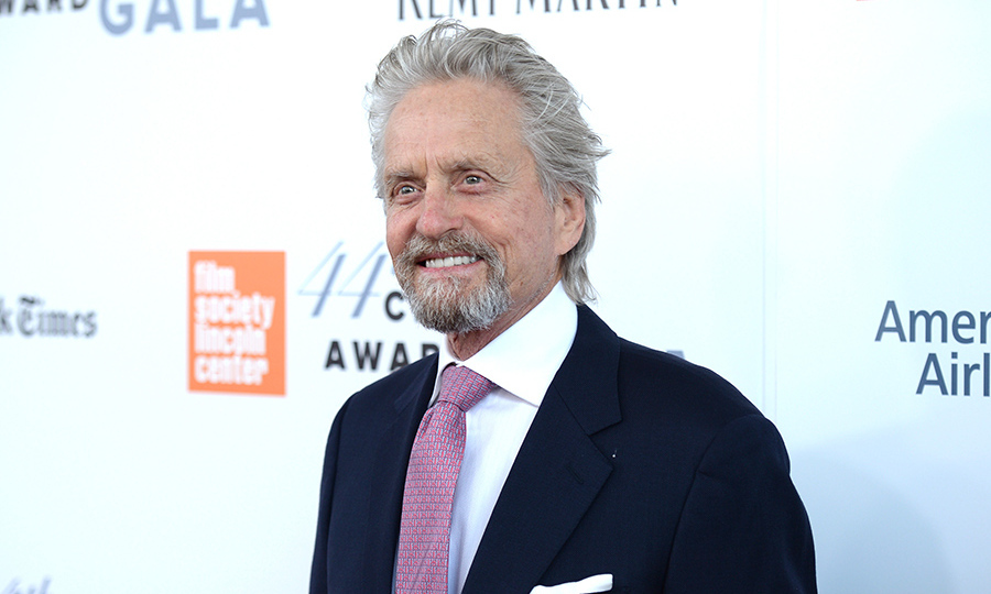 <h2>Michael Douglas</h2>