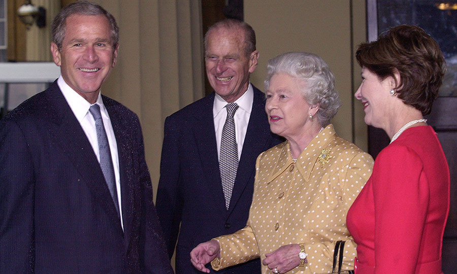 <h2>George W. Bush</h2>