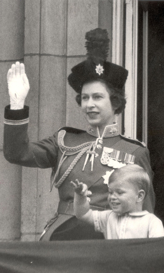 <h2>Prince Andrew</h2>