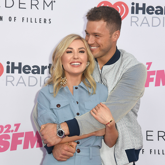 <strong>Cassie Randolph</strong> and <strong>Colton Underwood</strong> were loved up at the 2019 iHeartRadio awards on June 1.