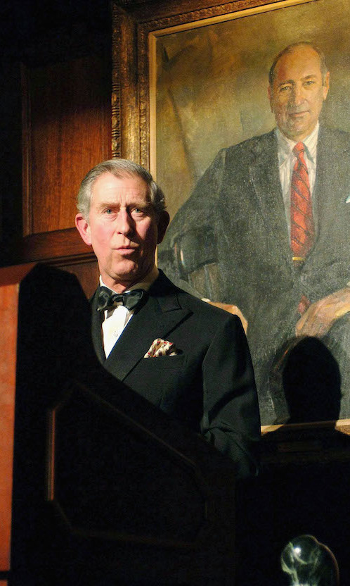 The Prince of Wales received the 10th Global Environmental Citizen Award from Harvard Medical School's Center for Health and the Global Environment back in 2007. As such, he addressed the crowd with an inspiring – and, at times, funny! – speech about the importance of protecting the earth.