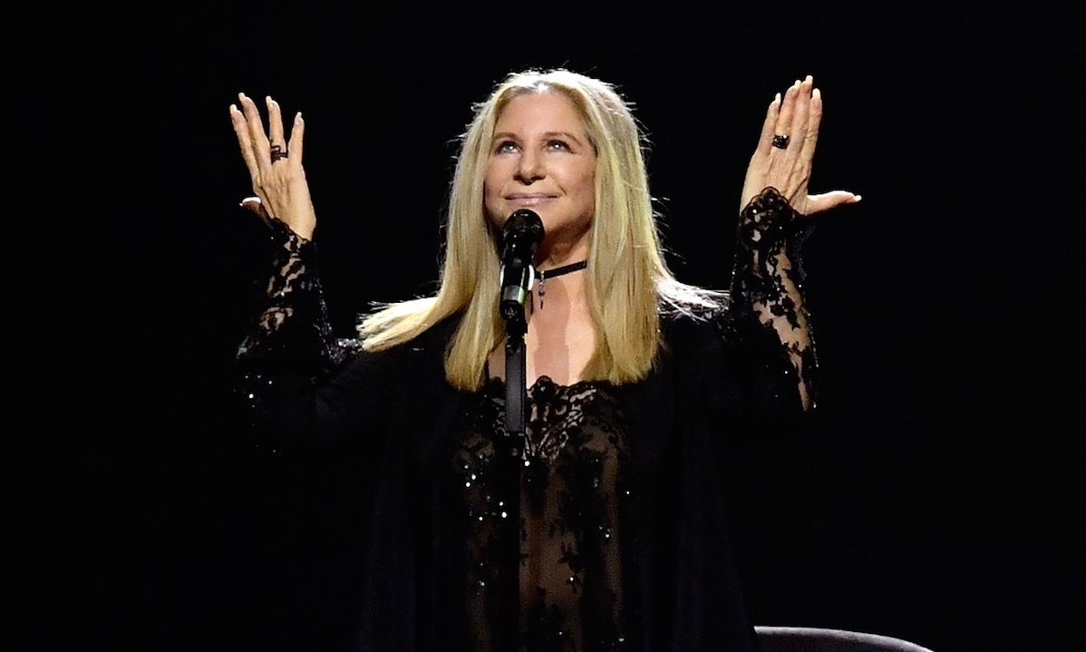 <h2>No. 51 (tie): Barbra Streisand</h2>
