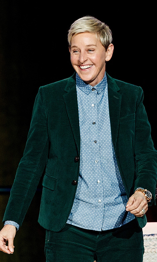 <h2>No. 63: Ellen DeGeneres</h2>