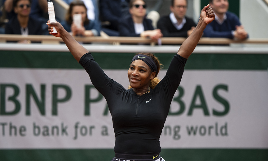 <h2>No. 80: Serena Williams</h2>