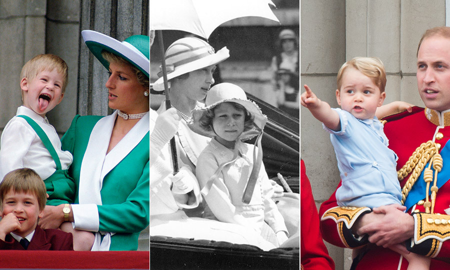 "Royal watchers look forward to <strong><a href=""/tags/0/trooping-the-colour"">Trooping the Colour</a></strong>, the official celebration of <strong><a href=""/tags/0/queen-elizabeth-ii"">the Queen</a></strong>'s birthday, every year. The pomp and spectacle are unrivalled - as are the chances to see royal kids doing silly, adorable or funny things! 