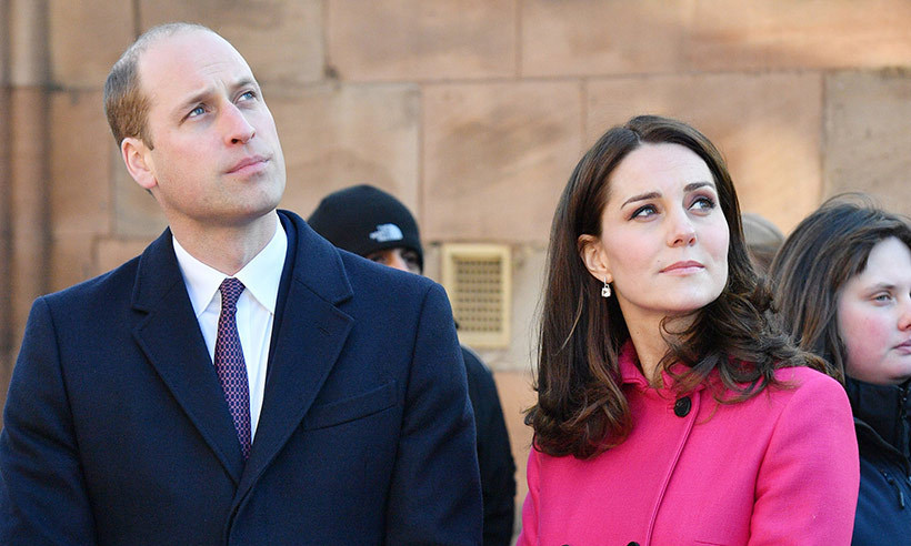 79d246501dce0 Prince William and Duchess Kate wish Prince Philip a happy birthday with  beautiful photos