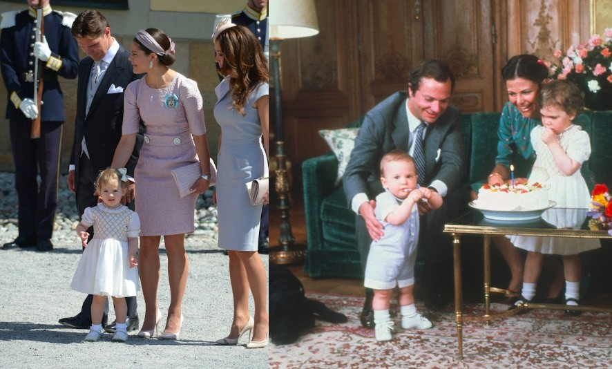"<a href=""https://ca.hellomagazine.com/tags/0/princess-estelle""><strong>Princess Estelle</strong></a> always steals the show whenever she steps out! One of the royal kids with the sweetest sense of style, the little one got to wear mom <a href=""https://ca.hellomagazine.com/tags/0/princess-victoria""><strong>Crown Princess Victoria</strong></a>'s dress, which she first wore in 1980 to celebrate dad <a href=""https://ca.hellomagazine.com/tags/0/king-carl-gustaf""><strong>King Carl Gustaf XVI</strong></a>'s 30th birthday. Estelle, then three years old, wore it for <a href=""https://ca.hellomagazine.com/tags/0/princess-leonore""><strong>Princess Leonore</strong></a>'s christening in 2014.