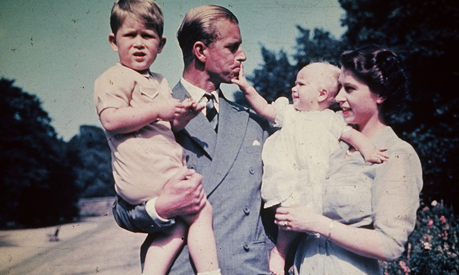 "<strong><a href=""/tags/0/prince-philip"">Prince Philip</a></strong> often read to his children when they were young. 