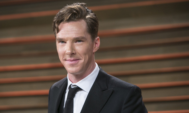 <h2>Benedict Cumberbatch</h2>