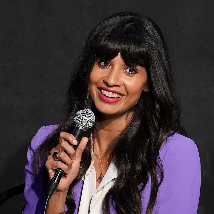 <h2>Jameela Jamil</h2>