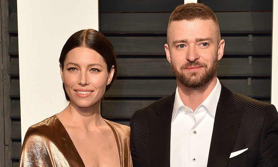 <h2>Jessica Biel and Justin Timberlake</h2>