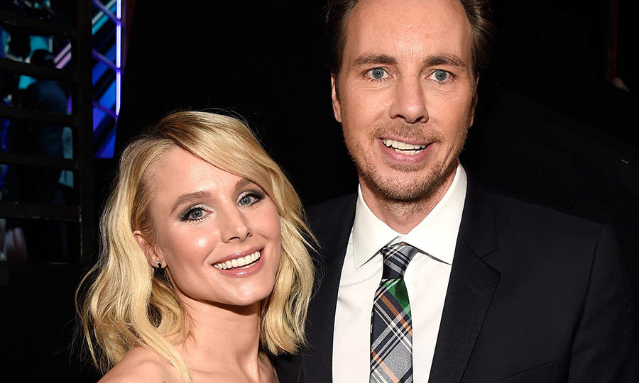 <h2>Kristen Bell and Dax Shepard</h2>