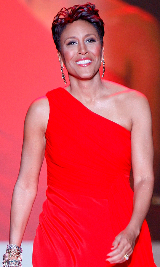 <h2>Robin Roberts</h2>